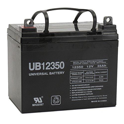 UPG 85980D5722 Sealed Lead Acid Battery 12V 35 AH UB12350