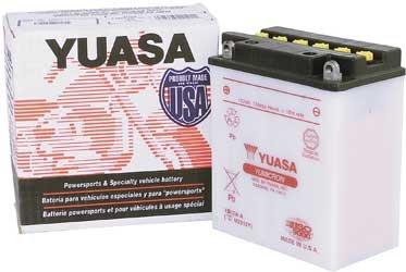 Yuasa Battery YUAM2255B 12N55-3B YUASA BATTERY