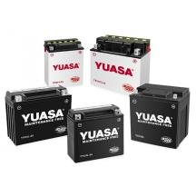 Yuasa YB16-B YuMicron Battery for 1971-2000 Harley Davidson XLFX Models