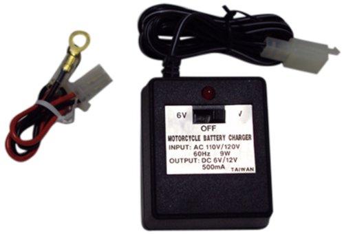 CHN 66-995 6V-12V Battery Charger