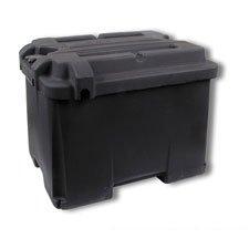 THE NOCO COMPANY HM426 DUAL 6V BATTERY BOX BLACK