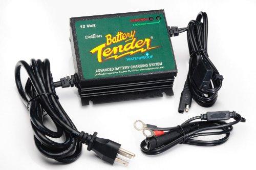 Battery Tender 2201571 Tender Plus 12V Battery Charger