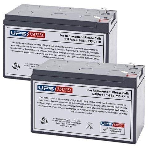 12V 8Ah Razor Pocket Mod Bella 15130610 Scooter Battery Replacement - 2 Pack