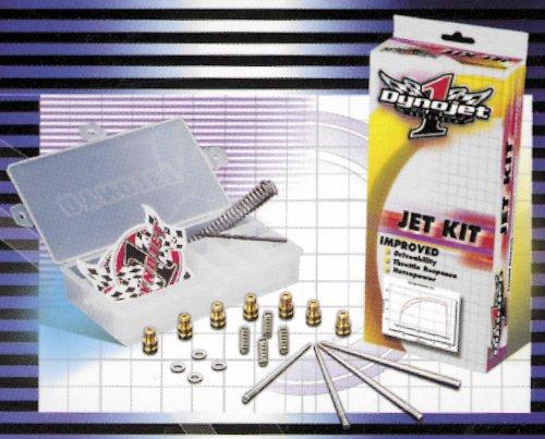 Dynojet Intake Performance Stage 1 Jet Kit for 2001-2005 Kawasaki ZRX1200 Motor