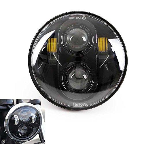 575 5 34 Daymaker Round Led Light for Harley Davidson Motorcycles Headlight