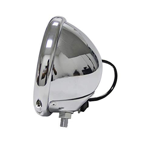 5 34 575 Inch Daymaker Led Headlight Housing bucket for Harley Davidson FXWG Chopper Chrome