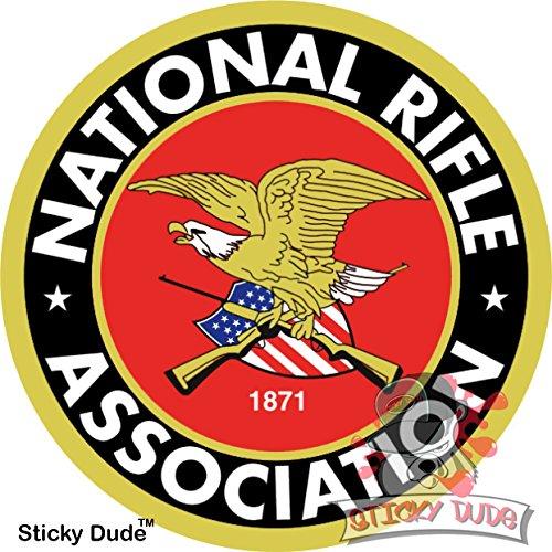 2pcs NRA NATIONAL RIFLE - Blue lives matters Powercall Emergency Sirens Window Graphics 2nd Amendment Car Sticker USA sticker decal