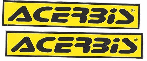 Acerbis Racing Decals Stickers Set of 2 Dirt Bike Motorcycles Supercross Motocross ATV