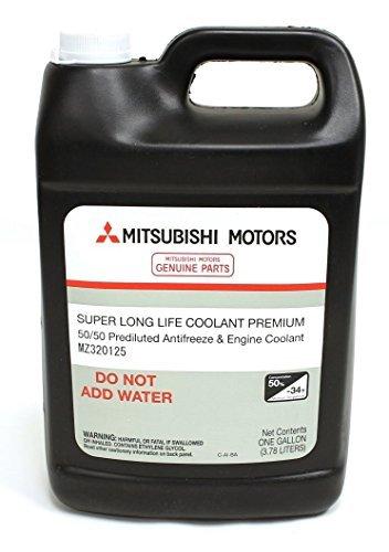 Mitsubishi Super Long Life Coolant 5050 Pre-mixed 1 gal MZ320125
