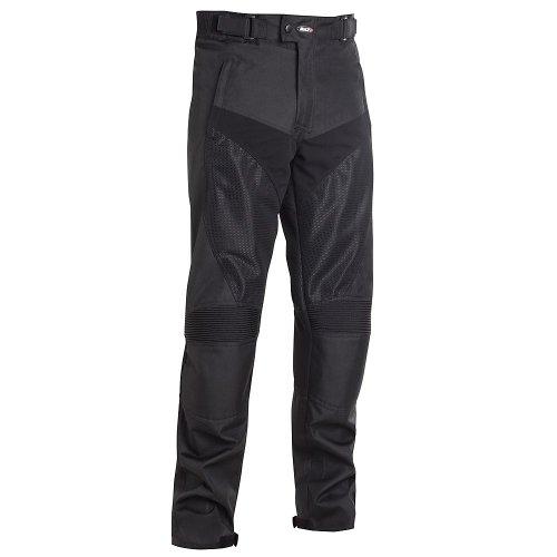 Bilt Sport Mesh Motorcycle Pants - 32, Black