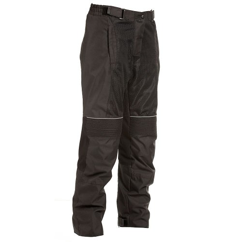 Bilt Women's Calypso Mesh Pants - Lg, Black
