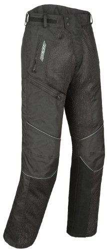 Joe Rocket Phoenix 3 Men's Mesh Motorcycle Pants (black, Regular Medium)