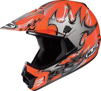 HJC CL-XY 2 Cross Up MC6 Youth Motocross Helmet - Large