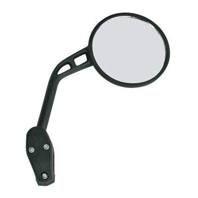 MSR Racing Dual Sport Mirror - LeftBlack