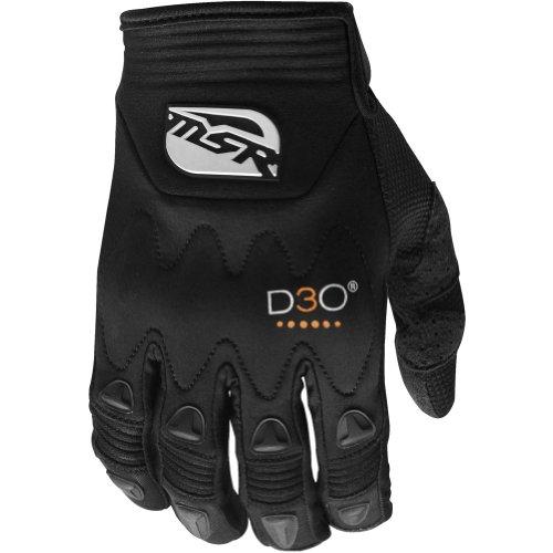 MSR Racing Impact Mens Off-Road Motorcycle Gloves - Black  X-Large