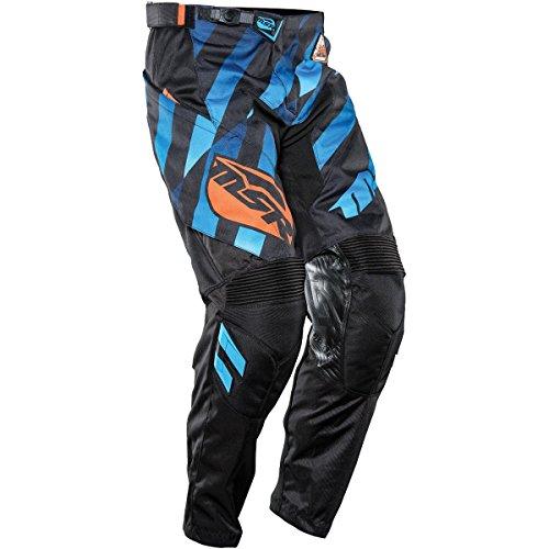 MSR Racing M15 Xplorer Ascent Mens MotoX Motorcycle Pants - BlackBlue  Size 34