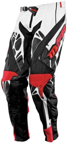 MSR Racing NXT Venom Mens MotoX Motorcycle Pants - BlackWhiteRed  Size 28