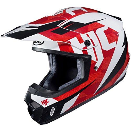 HJC Mens CS-MX 2 Dakota Off-RoadDirt Bike Motorcycle Helmet - MC-1  Medium