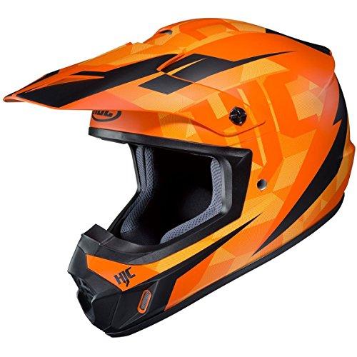 HJC Mens CS-MX 2 Dakota Off-RoadDirt Bike Motorcycle Helmet - MC-7SF  X-Large