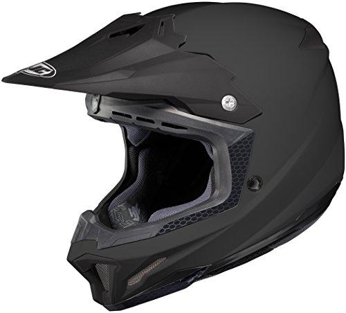 HJC Solid Mens CL-X7 Off-RoadDirt Bike Motorcycle Helmet Large