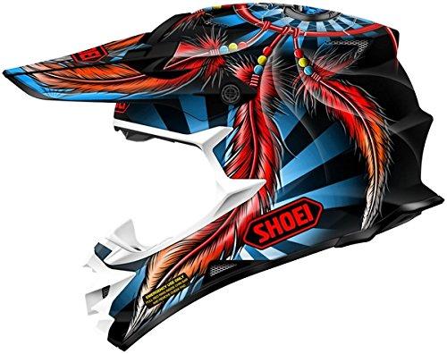 Shoei Grant 2 VFX-W Off-RoadDirt Bike Motorcycle Helmet - TC-1  X-Large
