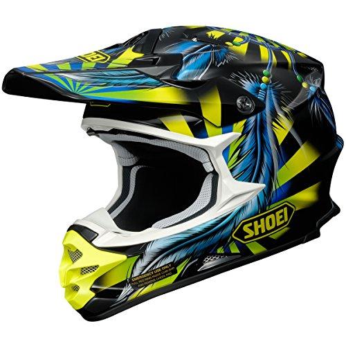 Shoei Grant 2 VFX-W Off-RoadDirt Bike Motorcycle Helmet - TC-3  Medium