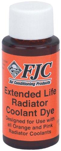 FJC 4927 Extended Life Radiator Coolant Dye - 1 oz