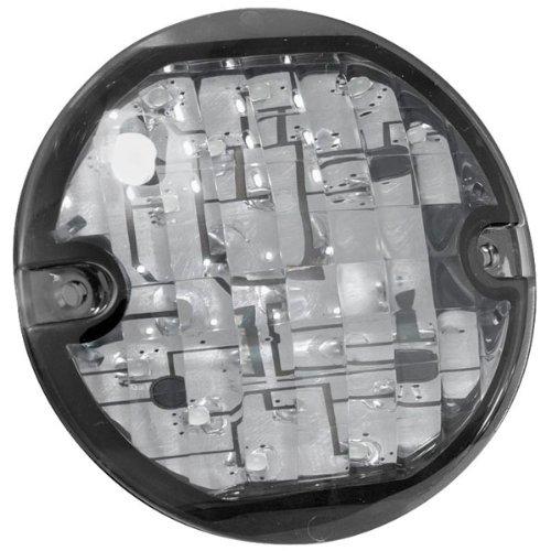 Kuryakyn 5441 Front Turn Signal LED Light with Smoke Lens