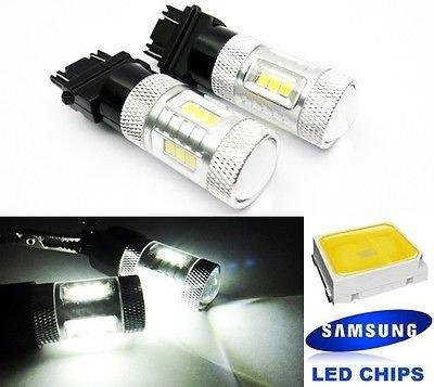LEDIN 3157 SAMSUNG High Power Projector LED Front Turn Signal Light 15W 3156 3057