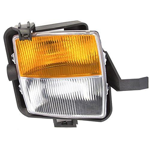 CarPartsDepot GM2531126 Fit 03-07 Cadillac Cts 4 DR Passenger Side Turn Signal Light Lamp