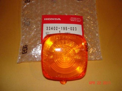 Honda Turn Signal Lens