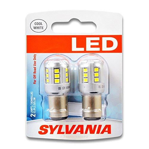 Sylvania SYLED - Rear Turn Signal Light Bulb - 1964-1990 Oldsmobile 442 98 Custom Calais Ciera