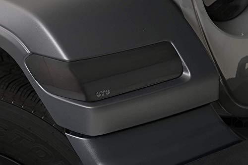 GT Styling GT0645TX Carbon Fiber Turn Signal Covers Fits 2018-2019 Jeep Wrangler JLJLU Rubicon Sahara