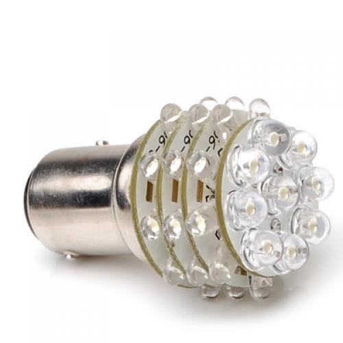 Sonline 1157 Car 36 LED TaIl Turn Brake Bulb Light White