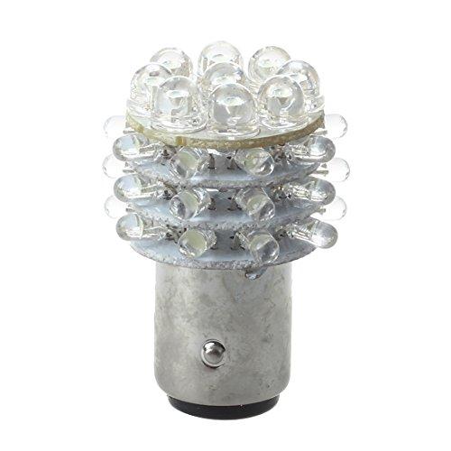 TOOGOOR 1157 Car 36 LED TaIl Turn Brake Bulb Light White