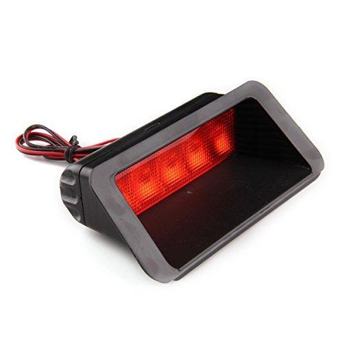 Car Brake Tail LightPOSSBAY Universal Car Red Taillight 5 SMD LED 12V Third 3RD Brake Stop Lamp