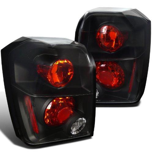 Spec-D Tuning LT-CAL06JM-TM Dodge Caliber Euro Altezza Black Tail Lights Pair