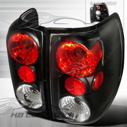 Spec-D Tuning LT-EPED03JM-TM Black Tail Light Altezza