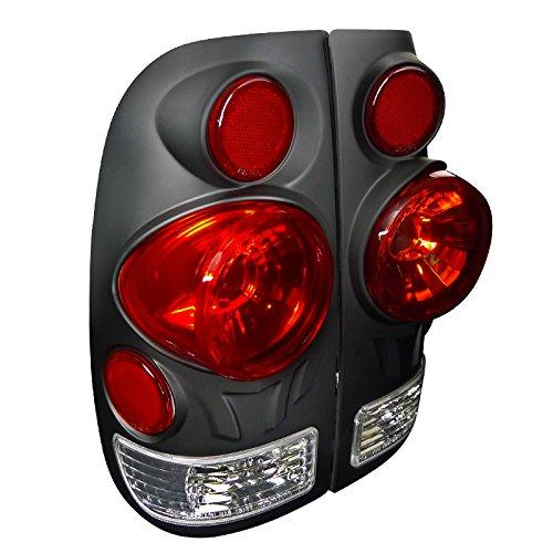 Spec-D Tuning LT-F150973DJM-TM Black Tail Light Altezza