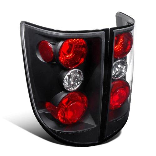 Spec-D Tuning LT-RGL05JM-TM Hodna Ridgeline Rt Rts Rtl Rtx Altezza Black Tail Lights