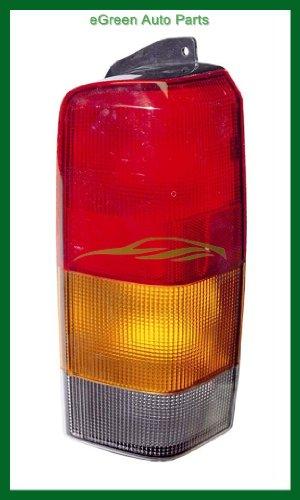 97-01 Cherokee Tail Light Lamp Left Driver