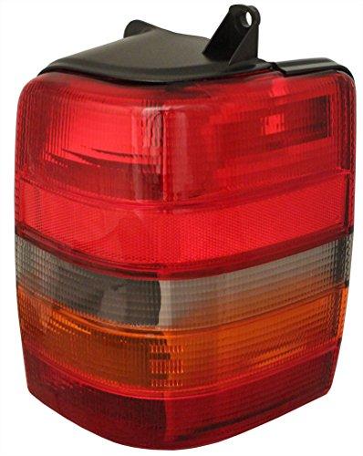 Grand Cherokee Tail Light - Right Rear  Back