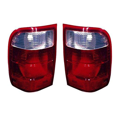 01 02 03 04 05 Ford Ranger Pickup Truck Taillight SET