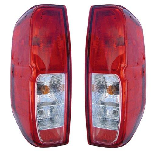 05 06 07 08 Nissan Frontier Truck Taillight Taillamp PR