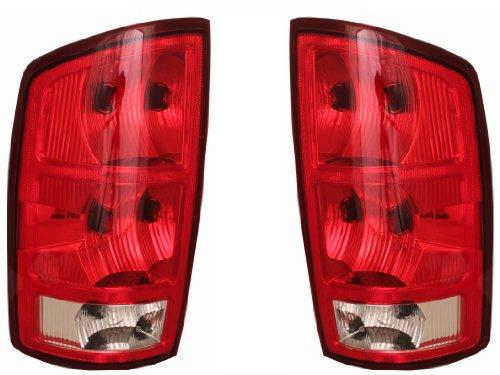 Dodge Pick Up Truck Tail Light - Rear  Back Left Right Pair Set