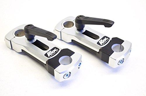 Polaris New OEM Snowmobile Rox Handlebar Riser Kit Rush Switchback 600 800