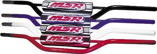 MSR Profile Carbon Steel 78 Standard Handlebars - ATV HighBlack