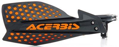 Acerbis 78 or 1 18 X-Ultimate MX Motocross ATV Handguards BlackOrange