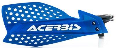 Acerbis 78 or 1 18 X-Ultimate MX Motocross ATV Handguards BlueWhite