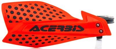 Acerbis 78 or 1 18 X-Ultimate MX Motocross ATV Handguards RedBlack
